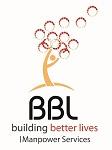 BUILDING BETTER LIVES MANPOWER SERVICES logo