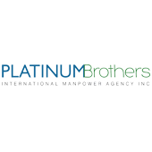 PLATINUM BROTHERS INTL MANPOWER AGENCY INC. logo thumbnail