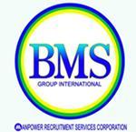BMS GROUP INTERNATIONAL MANPOWER RECRUITMENT SERVICES CORP. logo