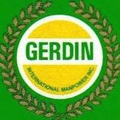 GERDIN INTERNATIONAL MANPOWER INC. logo thumbnail