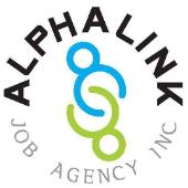 ALPHALINK JOB AGENCY INC. logo