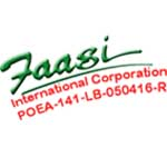 FAASI INTERNATIONAL CORPORATION - MANILA BRANCH logo