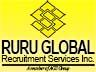 RURU GLOBAL RECRUITMENT SERVICES INC logo
