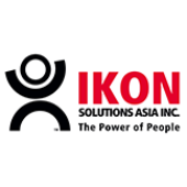 IKON SOLUTIONS ASIA logo