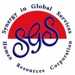 SGS HUMAN RESOURCES CORPORATION logo