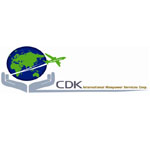 CDK INTERNATIONAL MANPOWER SERVICES CORP. logo