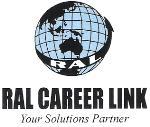 R A L CAREER LINK INC. logo
