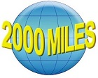 2000 MILES PLACEMENT AGENCY, INC. (FOR:GEOSONS PLCT AGENCY, INC) logo