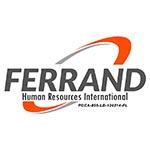 FERRAND HUMAN RESOURCES INTERNATIONAL logo