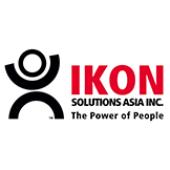 IKON SOLUTIONS ASIA logo
