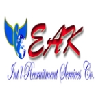 EAK INT'L RECRUITMENT SERVICES CO logo