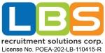 LBS RECRUITMENT SOLUTIONS CORPORATION logo
