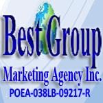 BEST GROUP MARKETING AGENCY INC. logo
