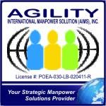 AGILITY INTERNATIONAL MANPOWER SOLUTION (AIMS) INC (FORMERLY JERR SERVICES) logo