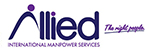 ALLIED INTERNATIONAL MANPOWER SERVICES, INC. logo thumbnail