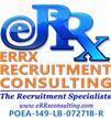 ERRX RECRUITMENT CONSULTING logo