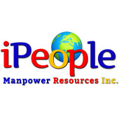 IPEOPLE MANPOWER RESOURCES INC logo