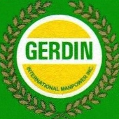 GERDIN INTERNATIONAL MANPOWER INC. logo