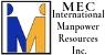MEC INTERNATIONAL MANPOWER RESOURCES INCORPORATED logo