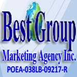 BEST GROUP MARKETING AGENCY INC. logo
