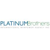 PLATINUM BROTHERS INTL MANPOWER AGENCY INC. logo thumbnail