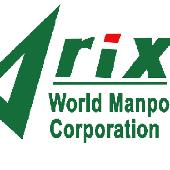 ARIX WORLD MANPOWER CORPORATION logo