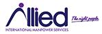 ALLIED INTERNATIONAL MANPOWER SERVICES, INC. logo