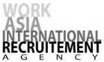 WORK ASIA INTERNATIONAL RECRUITMENT AGENCY INC. logo